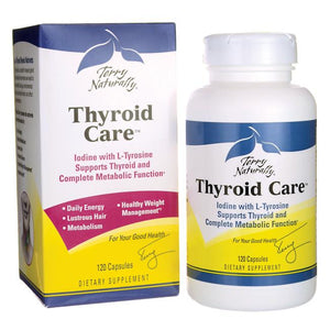 Thyroid Care™* (120 Capsules)