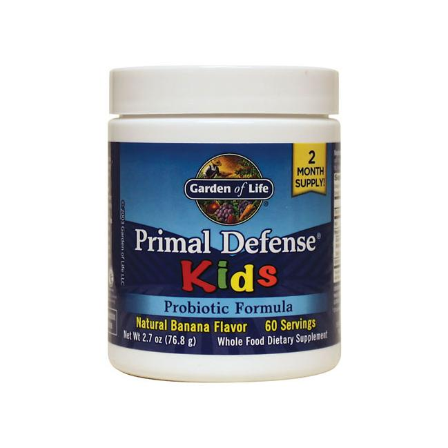 Primal Defense® KidsProbiotic Formula -- 4 billion CFU - 2.9 oz