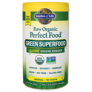 RAW Organic Perfect Food® Green Superfood -- 7.4 oz