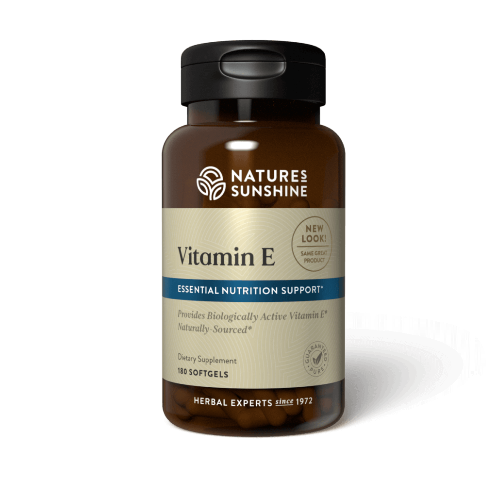 Vitamin E (100 Iu) (180 Softgel Caps)