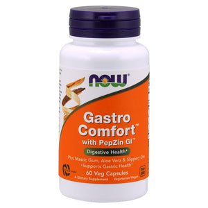 Gastro Comfort™ with PepZin GI™ (60 Capsules)