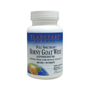 Horny Goat Weed Full Spectrum (90 Tablets)