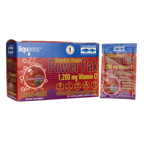 Electrolyte Stamina Power Pak - Pomegranate Blueberry