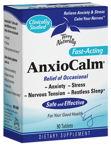 AnxioCalm® (90 Tablets)