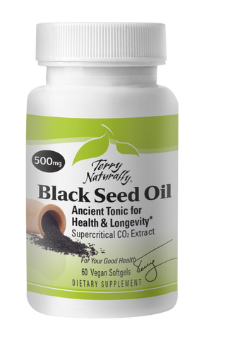 Black Seed Oil (60 Vegan Softgels)