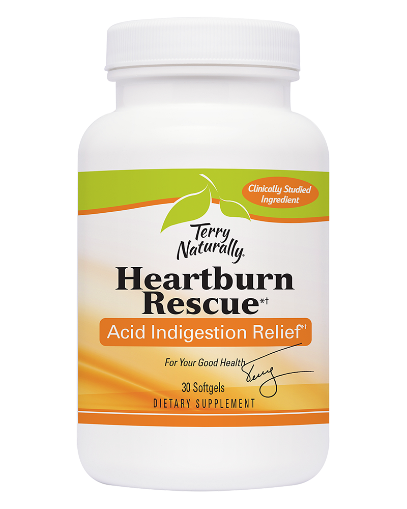 Heartburn Rescue*† (30 Softgels)