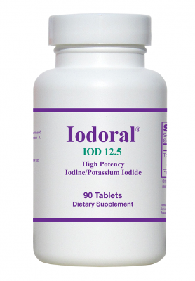 Iodoral® IOD 12.5 (180 Tablets)