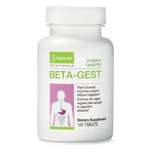 Beta-Gest Digestive Aid (100 Tablets)