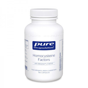 Homocysteine Factors‡ (180 Capsules)