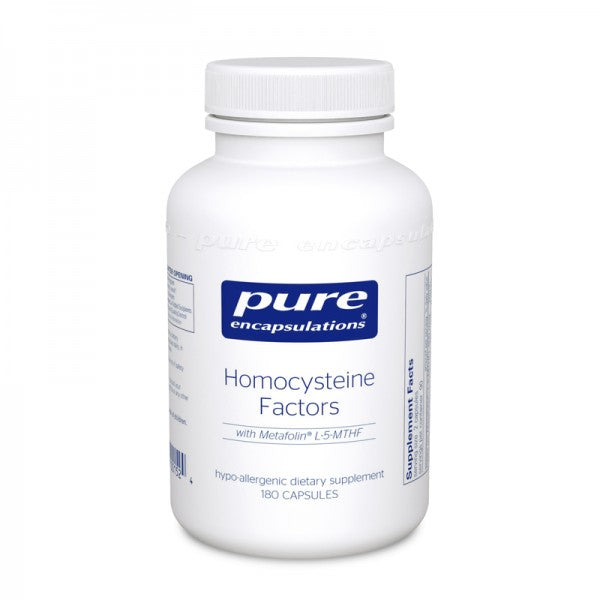 Homocysteine Factors‡ (60 Capsules)
