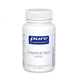Grapefruit Seed Extract (120 Capsules)