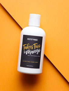 TAKES TWO TO MANGO Daily Moisturizing Lotion