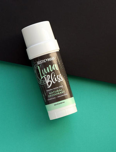 LUNA BLISS NATURAL DEODORANT (BAKING SODA-FREE)