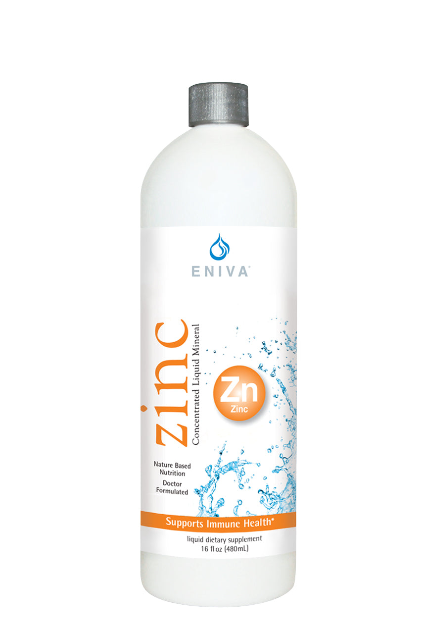 Zinc Mineral Liquid Concentrate (16 oz)