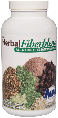 Herbal Fiberblend  280 vegan capsules