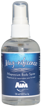 Mag-nificence™ Magnesium Spray  4.4 oz/130 ml