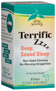 Terrific Zzzz® (30 Softgels)
