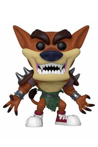 Crash Bandicoot - Tiny Tiger (533) Funko POP!