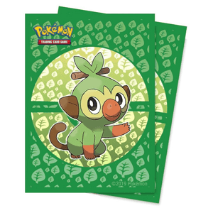 UP ChromaFusion Pokemon Grookey Standard Sleeves 65pc
