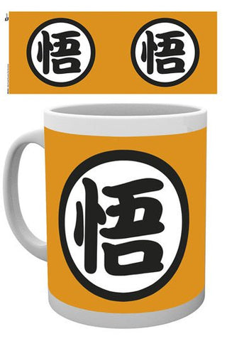 GBeye Mug - Dragon Ball Goku Kanji