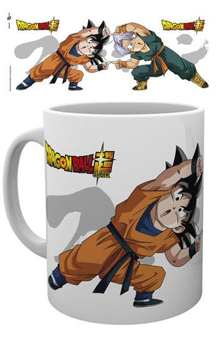 GBeye Mug - Dragon Ball Super Fusion Dance