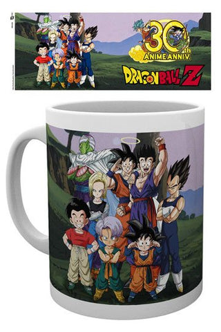 GBeye Mug - Dragon Ball Z 30th Anniversary