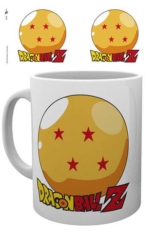 GBeye Mug - Dragon Ball Z Ball and Logo