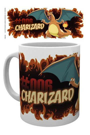 GBeye Mug - Pokemon Charizard