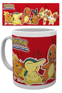 GBeye Mug - Pokemon Fire Partners