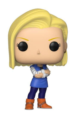 Dragon Ball Z - Android 18 (530) Funko POP!