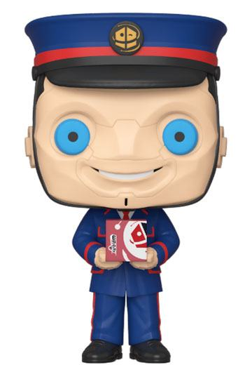 Dr Who - The Kerblam Man (900) Funko POP!