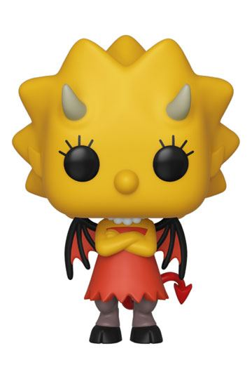 The Simpsons - Demon Lisa (821) Funko POP!