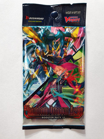 Cardfight!! Vanguard Phantom Dragon Aeon Booster Pack