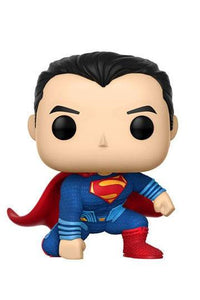 Superman Landing Pose (207) Funko POP!