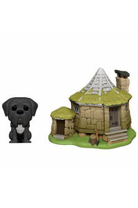 Harry Potter - Hagrid's Hut & Fang (08) Funko POP!