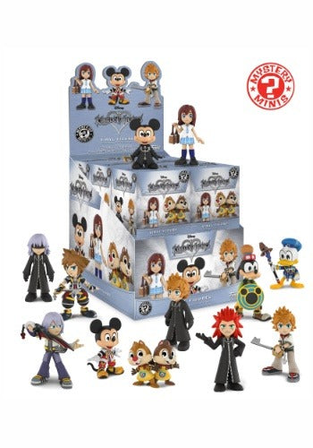 Kingdom Hearts Mystery Minis