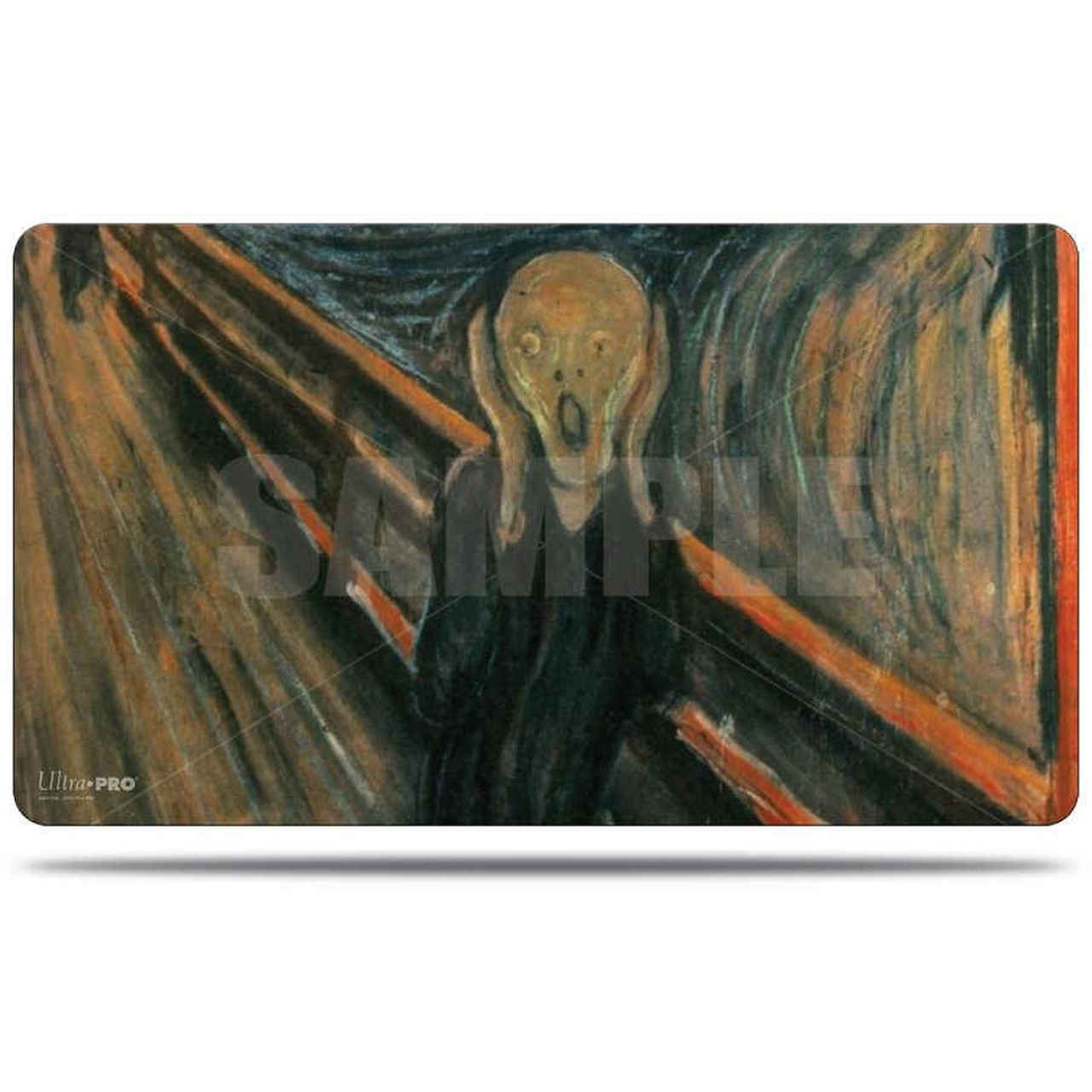 UP Fine Art - The Scream Playmat