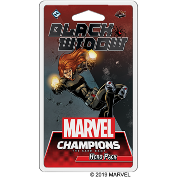 Marvel Champions Black Widow Expansion