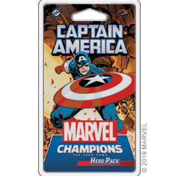 Marvel Champions Captain America Expansion