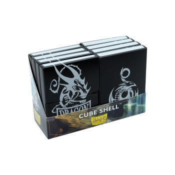 Dragon Shield Cube Shell (Black)