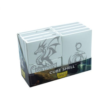 Dragon Shield Cube Shell (White)