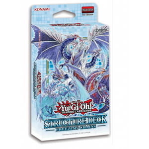 Yu-Gi-Oh Freezing Chains Structure Deck