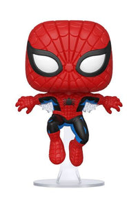 Marvel 80th - Spider-Man First Appearance (593) Funko POP!