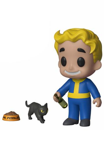 Fallout 5 Star Action Figure Vault Boy (Luck) 8cm