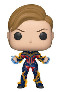 Avengers Endgame - Captain Marvel (576) Funko POP!