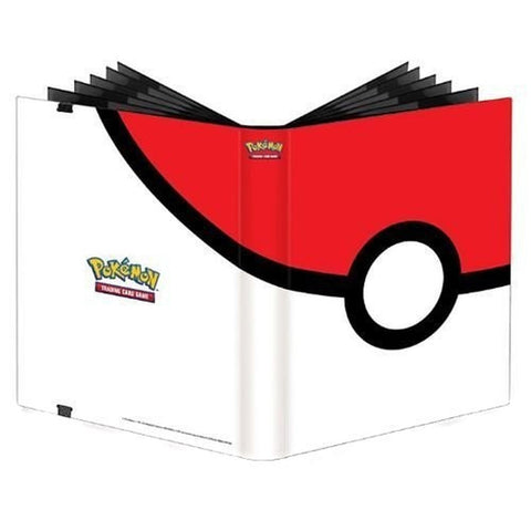 UP - 9-Pocket Pro Binder - Pokemon Pokeball