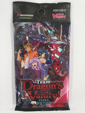 Cardfight!! Vanguard Team Dragon's Vanity Booster Pack