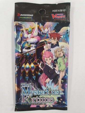 Cardfight!! Vanguard The Mysterious Fortune Booster Pack