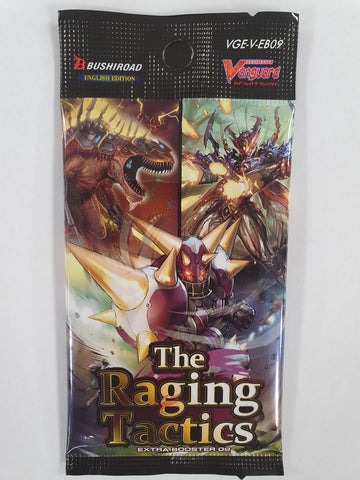 Cardfight!! Vanguard The Raging Tactics Booster Pack