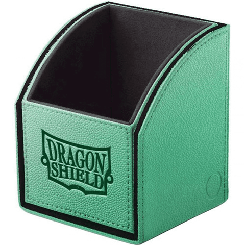 Dragon Shield Nest 100+ Deck Box Green